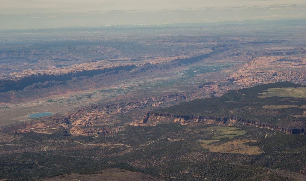 Moab Valley Utah